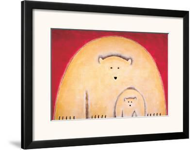 Paco-Jimmy Wright-Framed Art Print