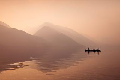 Paddle-Ursula Abresch-Photographic Print