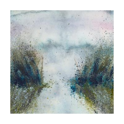 Paddling Through-Mary Farmer-Premium Giclee Print