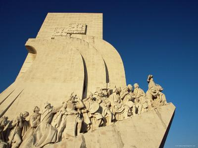 Padrao Dos Descobrimentos (Monument of the Discoveries), Lisbon, Portugal-Yadid Levy-Photographic Print