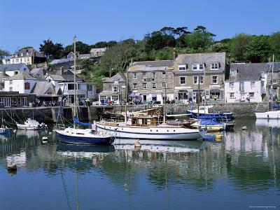 Padstow Harbour, Cornwall, England, United Kingdom-Lee Frost-Photographic Print