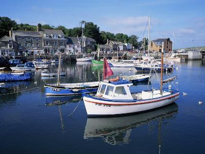 Padstow Harbour, Cornwall, United Kingdom-Roy Rainford-Photographic Print