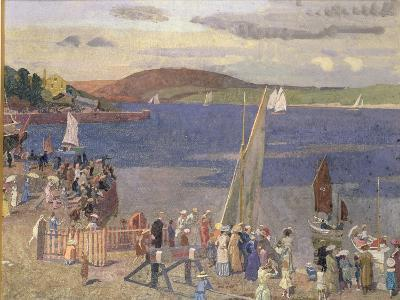 Padstow Regatta-Alfred Walter Bayes-Giclee Print