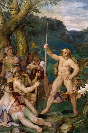 Pagan Mythology, 1560--Giclee Print