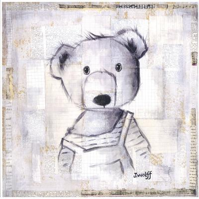 Page D'Ours-Joelle Wolff-Art Print