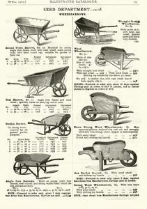Page from the Army and Navy Catalogue, April 1902