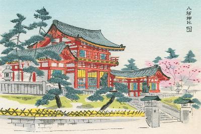 Pagoda and Grounds--Art Print