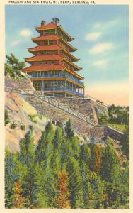 Pagoda, Mt. Penn, Reading, Pennsylvania