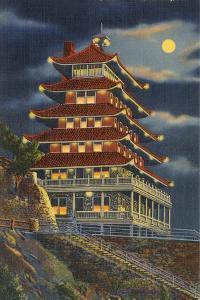 Pagoda, Mt. Penn, Reading