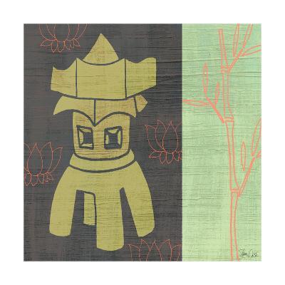 Pagoda-Shanni Welsh-Art Print