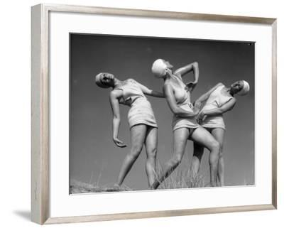Painful Id?-Chaloner Woods-Framed Photographic Print