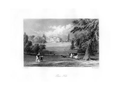 Pains Hill, Surrey, 19th Century-MJ Starling-Giclee Print