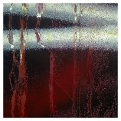 Paint and Rust II-Jean-Fran?ois Dupuis-Art Print