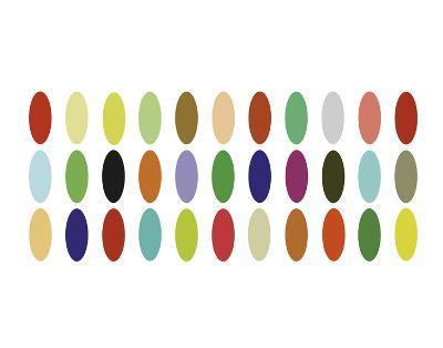 Paint Box Graphic I-Dan Bleier-Art Print
