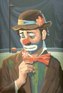 Paint by Numbers, Sad Clown