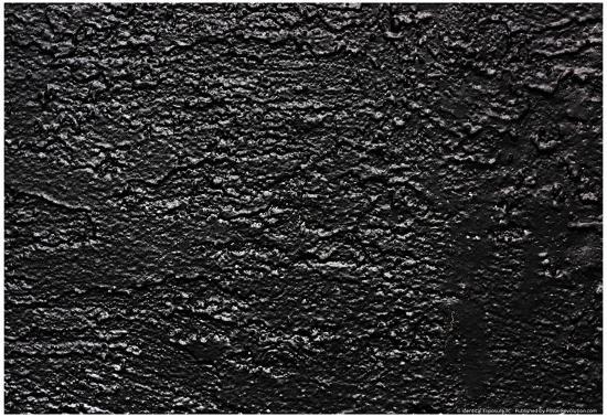 Paint it Black--Poster