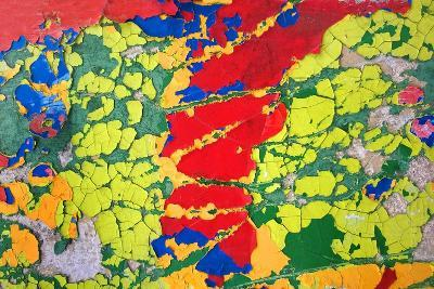Paint Peeling-Charles Bowman-Photographic Print