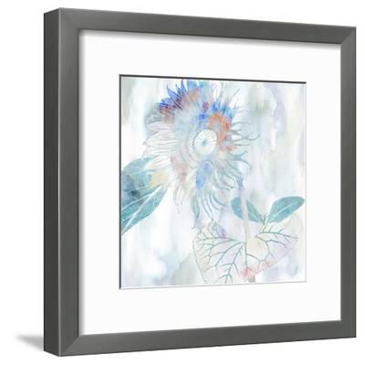 Paint Sector-Sheldon Lewis-Framed Art Print