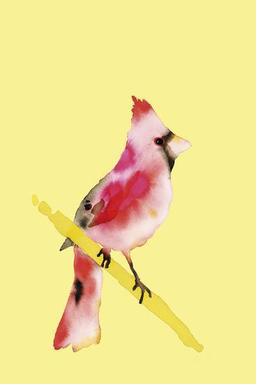 Paintbox Birds - Joy-Kristine Hegre-Art Print