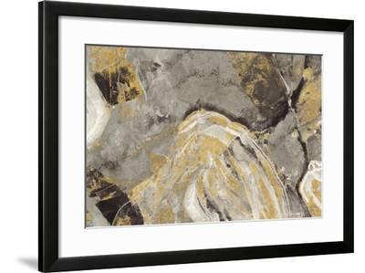 Painted Desert Phoenix Neutral-Albena Hristova-Framed Art Print