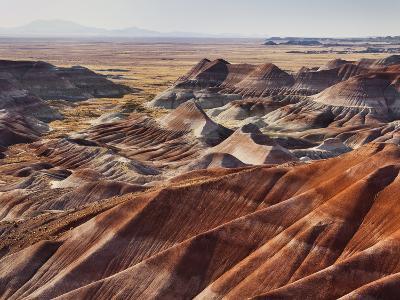 Painted Desert, Winslow, Arizona, Usa-Rainer Mirau-Photographic Print