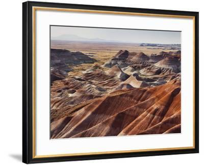 Painted Desert, Winslow, Arizona, Usa-Rainer Mirau-Framed Photographic Print