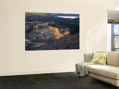 Painted Dunes & Lava Beds, Lassen Volcanic National Park, California, USA-Scott T^ Smith-Wall Mural