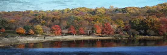 Painted Fall-Sheldon Lewis-Art Print