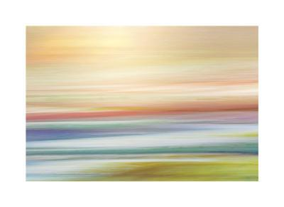 Painted Hills in Motion 1-Don Paulson-Giclee Print