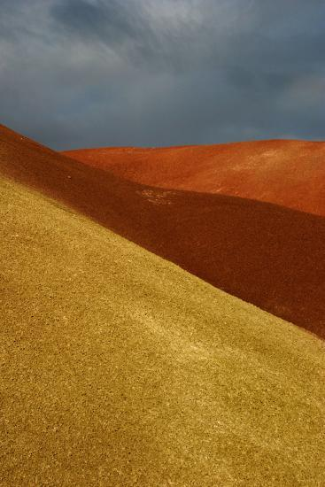 Painted Hills John Day Fossil Beds National Monument Oregon Usa- Marilyn Dunstan Photography-Photographic Print