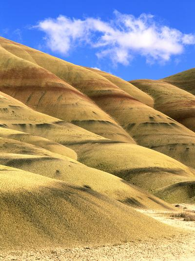 Painted Hills Unit, John Day Fossil Beds National Monument, Oregon-Howie Garber-Photographic Print