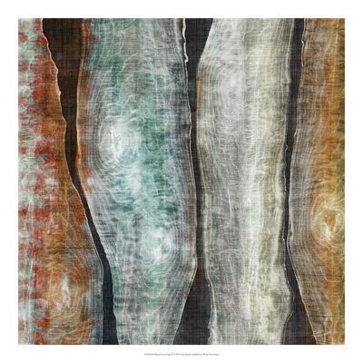 Painted Live Edge II-John Butler-Art Print