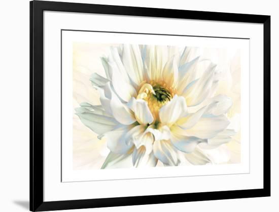 Painted Petals I-Christine Elizabeth-Framed Giclee Print