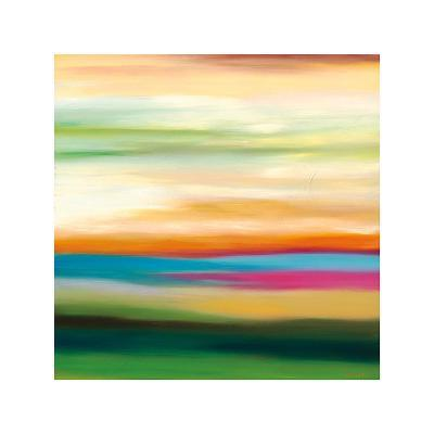 Painted Skies 3-Mary Johnston-Giclee Print