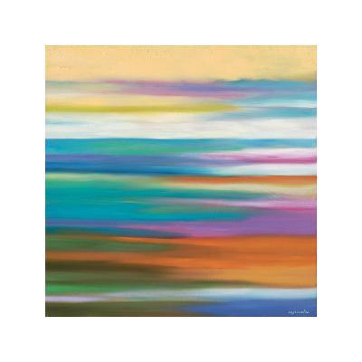 Painted Skies 4-Mary Johnston-Giclee Print