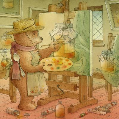 Painter, 2006-Kestutis Kasparavicius-Giclee Print