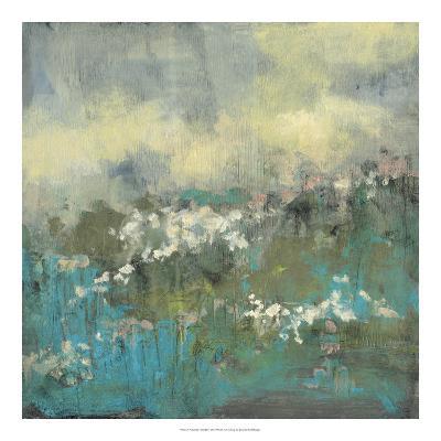 Painterly Field II-Jennifer Goldberger-Premium Giclee Print
