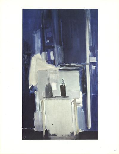 Painting #10-Nicolas De Stael-Art Print