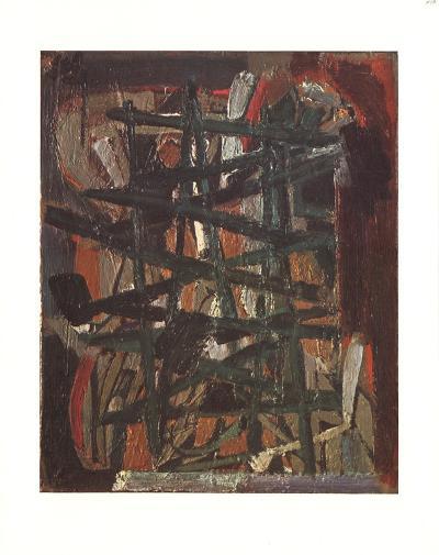 Painting #1B-Nicolas De Stael-Art Print