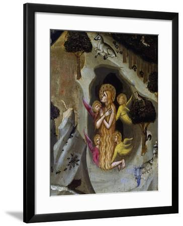 Painting Detail by Giovanni Del Biondo--Framed Giclee Print
