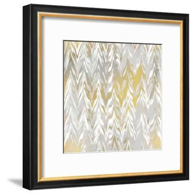 Painting Grey-Kimberly Allen-Framed Art Print