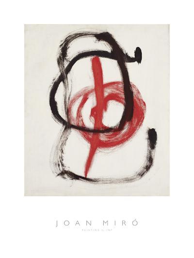 Painting II, 1967-Joan Miro-Giclee Print
