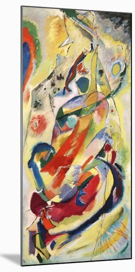 Painting Number 200-Wassily Kandinsky-Mounted Art Print