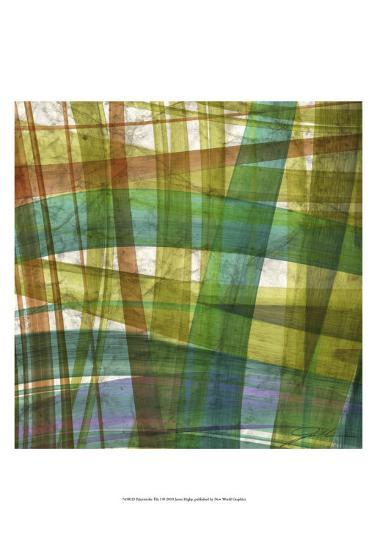 Paintstroke Tile I-Jason Higby-Art Print