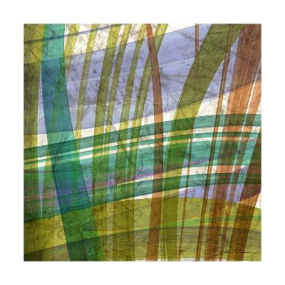 Paintstroke Tile II-Jason Higby-Art Print