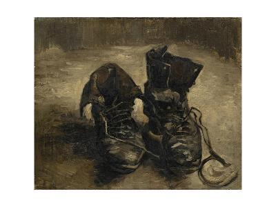 Pair of Shoes, 1886-Vincent van Gogh-Giclee Print