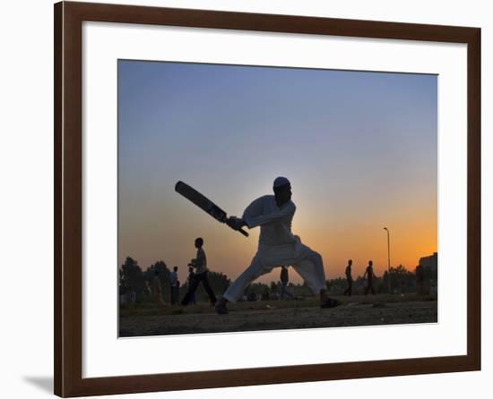 Pakistan Daily Life-Anjum Naveed-Framed Photographic Print