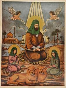 Pakistani Folk Print