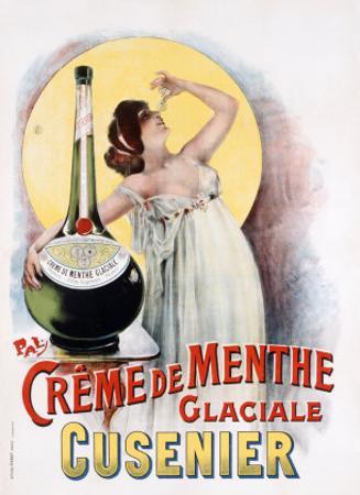 Creme de Menthe by PAL (Jean de Paleologue)