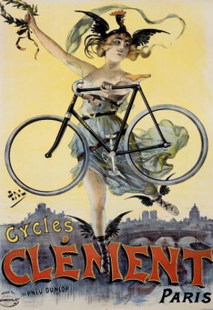 Cycles Clement by PAL (Jean de Paleologue)